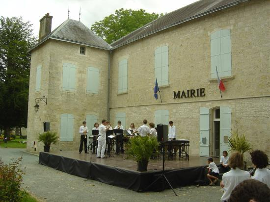 Académie Concert de stagiaires